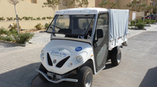 utility vehicles for hotels